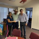 Erick Beltran with Real Estate Help Center helps a family save their home from foreclosure