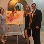 Real Estate Help Center Supports Local Artist